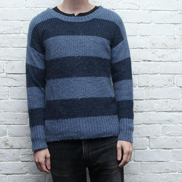 Border Sweater