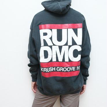 90s RUN DMC パーカー Vintage Hoodie