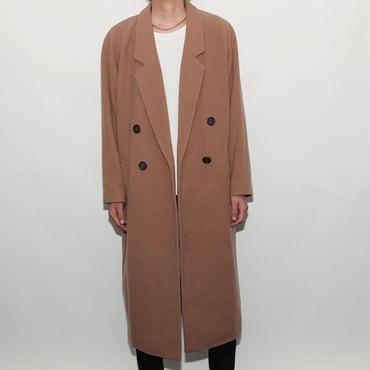 Cashemere Wool Long Coat