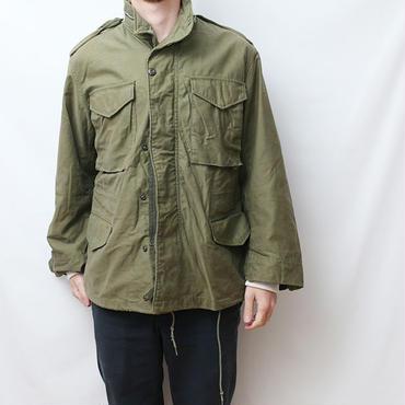 ミリタリー アルミジップ M-65 Military Jacket