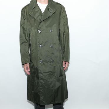60s Military Rain Coat