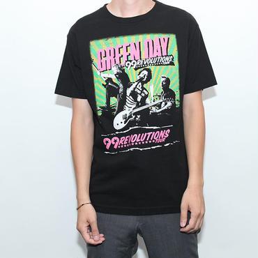 Green Day Band T-Shirt