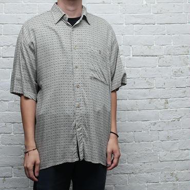 総柄レーヨンシャツ Rayon S/S Shirt