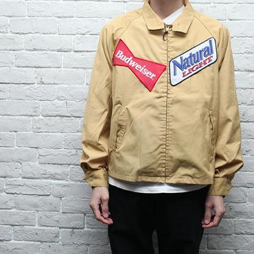 ヴィンテージ ドリズラージャケット バドワイザー Vintage Budweiser Jacket