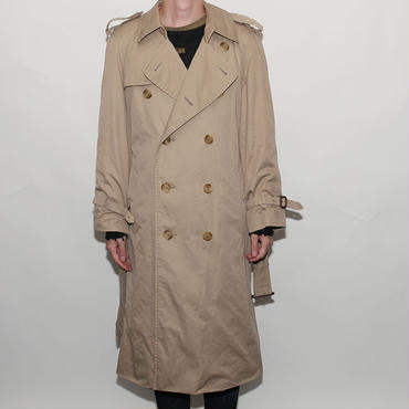 Burberrys England Made Trench Coat