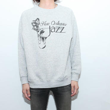 90s Jazz Sweat Shirt