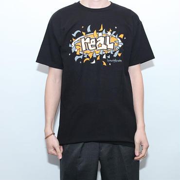 リアルスケートボード マークゴンザレスTシャツ Real Skatebords Design By Gonz