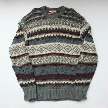 マクレガー ウールセーター Mcgregor Wool Sweater