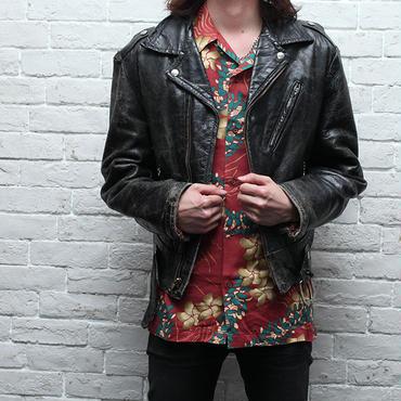 ヴィンテージ ホースハイド ライダースジャケット ダブル Vintage Riderse jacket