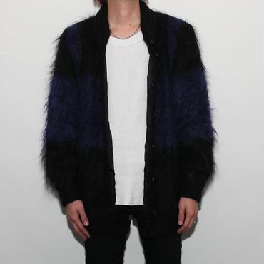 Mohair Knit Jacket