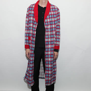 Flannel Long Gown