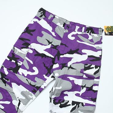 ミリタリーカモ柄パンツ MIlitary Pants
