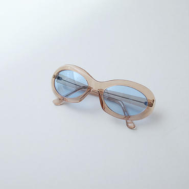 80s Sunglasses Blue Lens