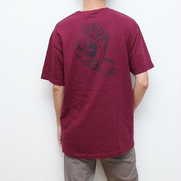 サンタクルーズ スクリーミングハンド Tシャツ Santa Cruz T-Shirt