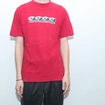 コンソリデーテッド Tシャツ Consolidated T-Shirt