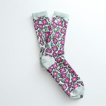 ハフ×クルキッド ソックス Huf×Krooked Socks