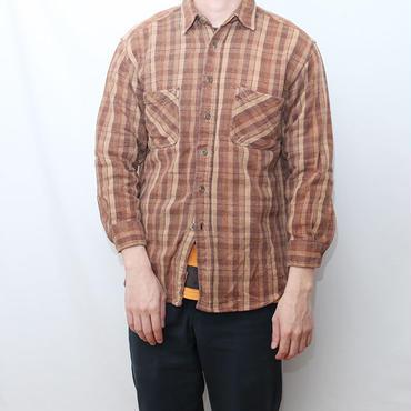 80s ネルシャツ Vintage Flannel Shirt St Johns Bay
