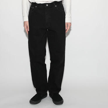 90s Calvin Klein Black Denim Pants