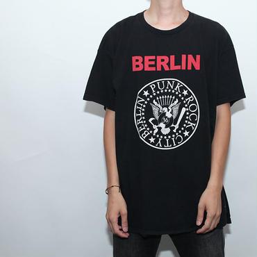 Berlin Punk Rock T-Shirt