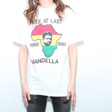マンデラTシャツ Vintage Mandela T-Shirt