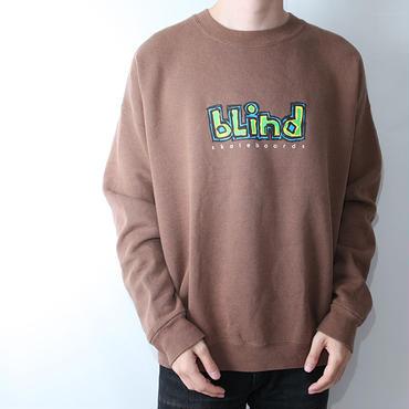 ブラインドスケート スウェット 90s Blind Skatebords Sweat Shirt