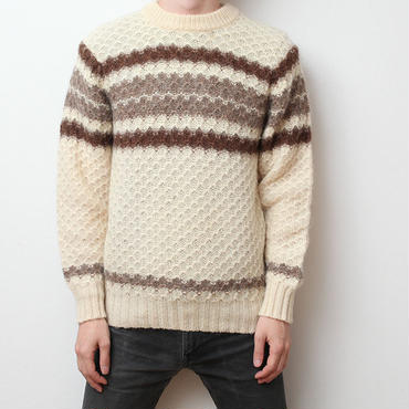ウールニット Wool Knit Sweater