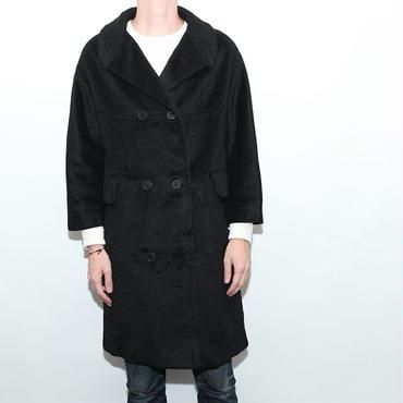 Vintage Mohair Wool Coat