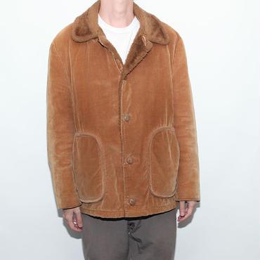 Corduroy Boa Jacket