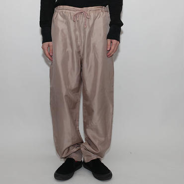 All Silk Easy Pants