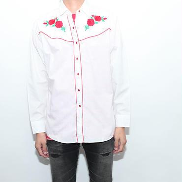 Rose Western L/S Shirt