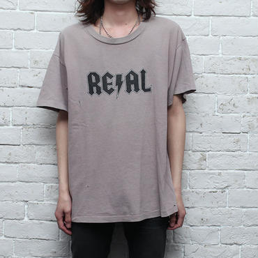90s リアルスケートボード Tシャツ AC/DC Real Skateboards T-Shirt