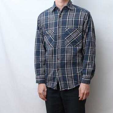 ビンテージ ネルシャツ Vintage Flannel Shirt ダメージ