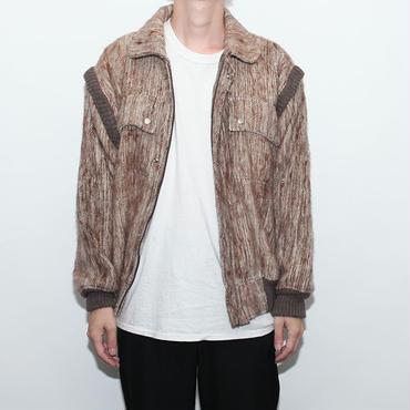 Mohair Wool Jacket