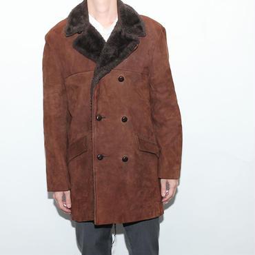 Vintage Nubuck Coat