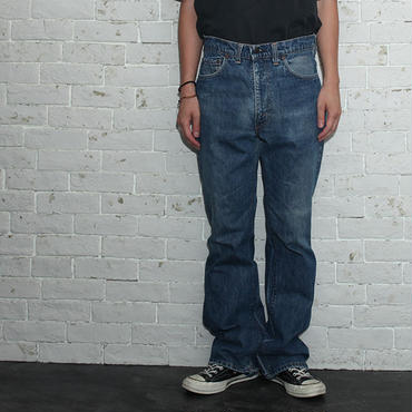 70s リーバイス517 42タロン Levis Boots Cut Denim Pants