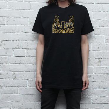 クルキッド Tシャツ Krooked Skatebords T-Shirt