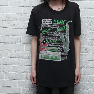 ロック ジャズ ブルース クラッシック Tシャツ Mix Music T-Shirt