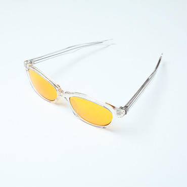 80s Sunglasses Yellow Lens