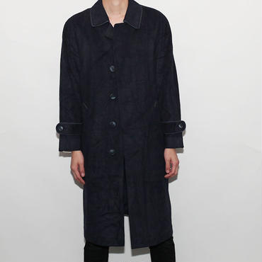 Fake Suede Coat