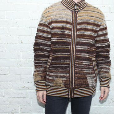 Missoni Mohair Reversible Jacket