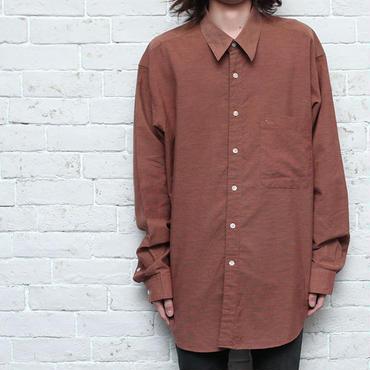 80s クリスチャンディオール ドレスシャツ Christian Dior L/S Shirt