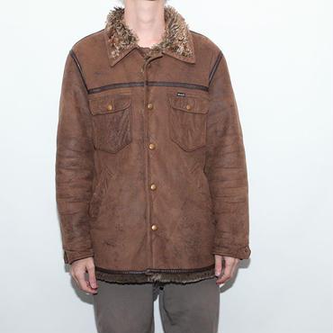 Fake Mouton Jacket