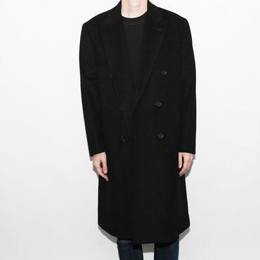 Cashmere Wool Long Coat