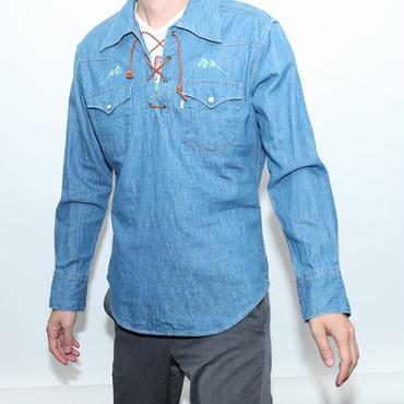 Levis Silver Tab Denim Denim L/S Shirt