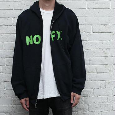 NOFX Zip Up Hoodie