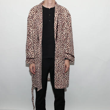 Animal Pattern Long gown