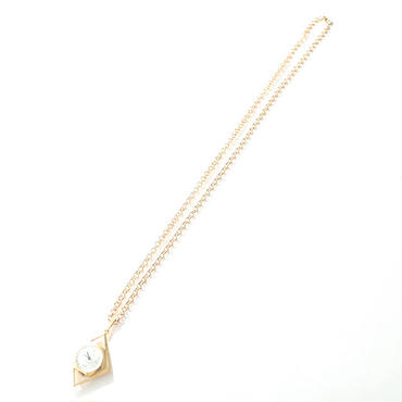 Vintage Watch Necklace