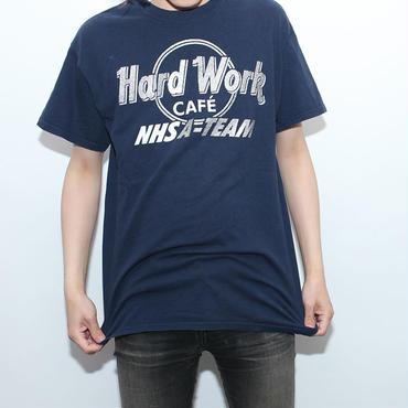 ハードロックカフェパロディーTシャツ Hard Work Cafe T-Shirt