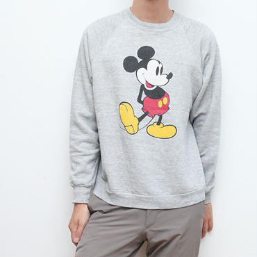 ビンテージ ミッキースウェット Vintage Mickey Sweat Shirt