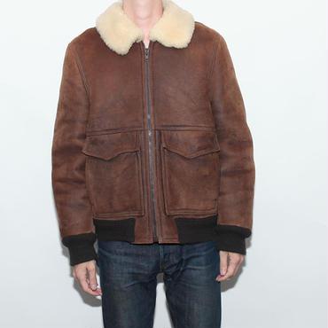 Vintage Mouton Jacket
